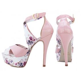 14b52e1aee Sandalia Torricella Para Noiva Sapatos - Sapatos no Mercado Livre Brasil