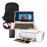 Laptop Hyundai 13.3 Intel Inside 32gb Ram 4gb Kit+1tb