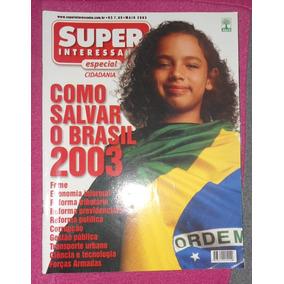 Revista Super Interessante Usada Mas Conservada Maio De 2003