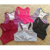 Kit Com 3 Top Plus Size Academia ( Fitness ) Até Tamanho 60