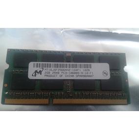 Memorias Ram Ddr3 2gb 10600 Laptop