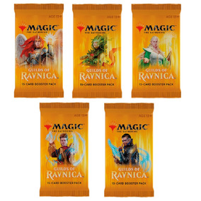 Xion Magic The Gathering Booster - Guilds Of Ravnica