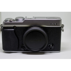 Câmera Fuji X-e1 Perfeito Estado