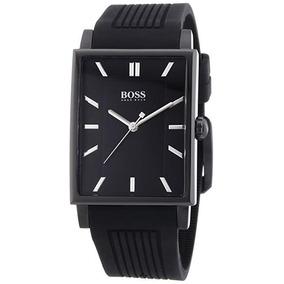 Reloj Hugo Boss Black Negro Cuadrado 1512953