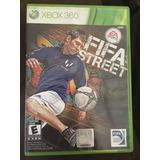 Videojuego Fifa Street Para Xbox 360