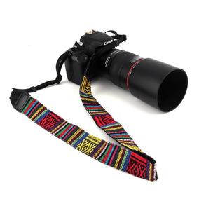 Câmera Canon Eos Rebel T6i Com Ef-s 18-55mm + Alça