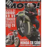 Moto! N°151 Kr V5 Tracker Honda Cb 1300 Vespa Lx 150 Neo