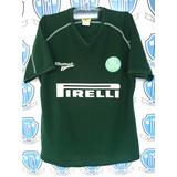 c776bc5ca8 Rhumell Camisa Palmeiras 2002 Pirelli - Camisas de Times de Futebol ...