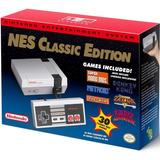 Nintendo Nes Clasico Consola Mini