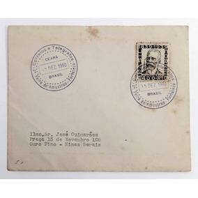 Ceará Antigo: 2ª Feira De Amostra De Fortaleza 1942 Envelope