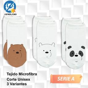 We Bare Bears Escandalosos Osos Calcetin