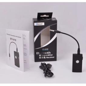 Receptor E Transmissor 2 Em 1 Audio Bluetooth Stereo P2 3.5m