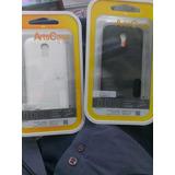 Acrilico Mini S4 Arts Case Con Ptrotector De Pantalla