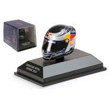 Casco 2010 Formula F1 Escala 1:8 Minichamps Red Bull
