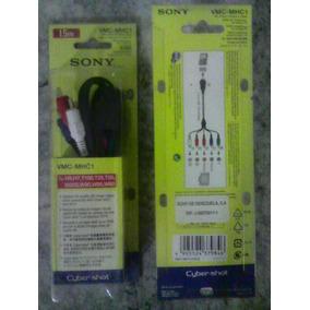 Cable Sony Vmc-mhc1 De 1,5 Mt En Descuento Al Mayor Y Detal