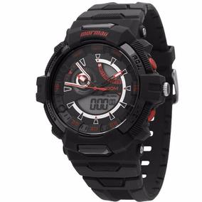 3ef472839eea3 Loja Oficial Mormaii - Relógios De Pulso no Mercado Livre Brasil