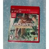 Juego Original Para Ps3 Uncharted 1 Drake