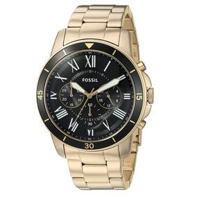 Relógio Masculino Fossil Grant Fs5267 Rev. Autorizada ( Nfe)