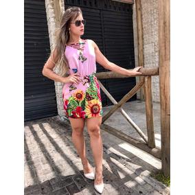 Kit 6 Pecas Roupas Femininas Neon Moda Atacado Revenda