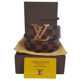 9a4bd784e Cinturon Louis Vuitton Originales - Cinturones Louis Vuitton en ...