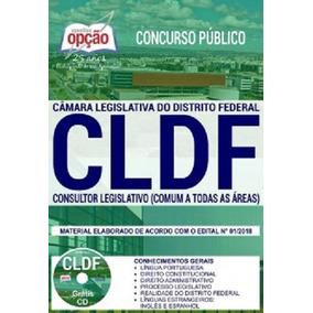 Apostila Cldf 2018 Consultor Legislativo (comum A Todos )