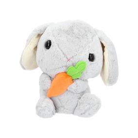 Conejo De Peluche Mumuso Carrot Gris