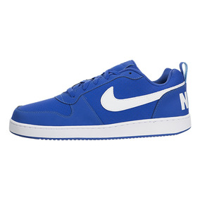 Zapatillas Nike Court Borough Low Negro Y Blanco - Zapatillas en ... 5c5852548d5