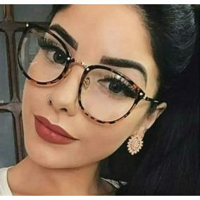 adb46bee0f6ed Oculos Vogue Estilo Tartaruga De Grau - Óculos no Mercado Livre Brasil