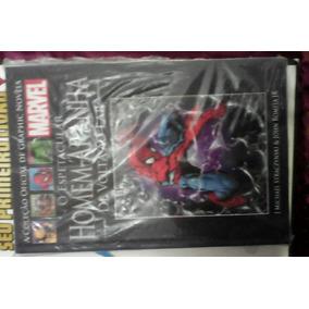 Graphic Novel Da Marvel: Homem Aranha De Volta Ao Lar