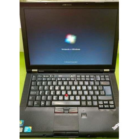 Carcaça Completa Semi Nova Thinkpad T410