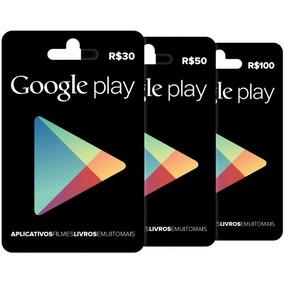 8327b3f47dae Gift Carde Playstore - Gift Cards em Minas Gerais no Mercado Livre ...