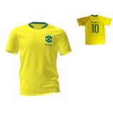 b72a553c68 Camisa Seleção Brasileira Super Promoção no Mercado Livre Brasil