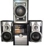 Id 586 Equipo De Sonido Panasonic Sa-ak750