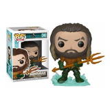 Funko Pop Aquaman 245 Original - Minijuegos