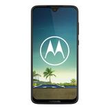 Celular Libre Motorola G7 Ceramic Black