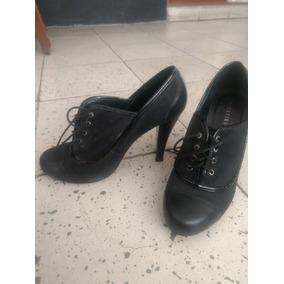 12cd4bf9de7c2 Zapatos Westies Negros Plataformas Mujer - Zapatos en Mercado Libre ...