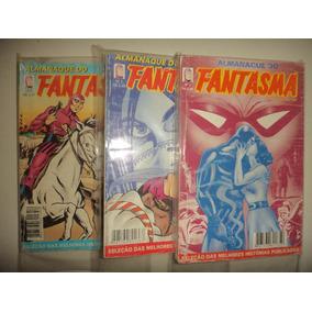 Almanaque Do Fantasma 1 2 3 Completa Editora Saber 1995