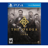 The Order Ps4 Disponible 1886