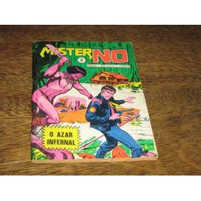 Mister No Nº 2 Editora Noblet Ano1978 Original Raro