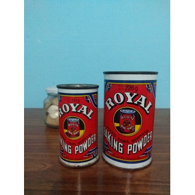 Latas Royal Coleccion