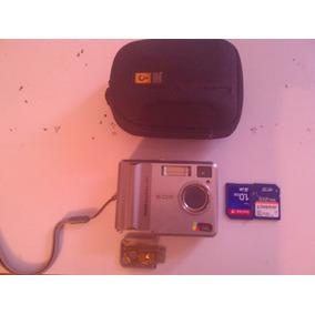 Memorias 1gb + Camara Fotografica Kodak C530 Usada