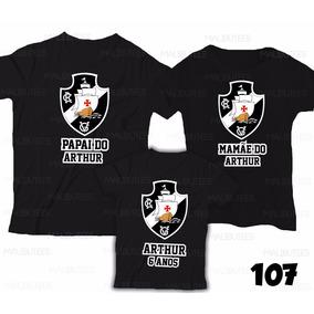 8d3e4706dfc63 Camisetas Personalizada Do Vasco Varios Modelos - Camisetas Manga ...