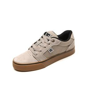 Tenis Dc Shoes Anvil La Bege (ler Descrição!)