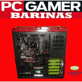 Gamer Intel I7 P-3820 8gb Ram 1 Dd 1 De Tarjeta De Video