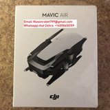 Nueva Fábrica Sellada Mavic Air Onyx Black Camera Drone 3 Ax