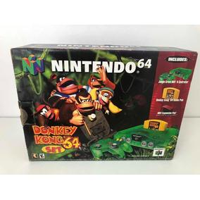 Nintendo 64 Donkey Kong Set