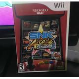 Snk Arcade Classics Wii Nintendo