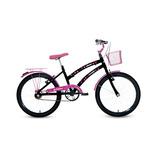 Bicicleta Aro 20 Infantil Feminina Drika S/m