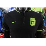 5d9a441b4cd5c Camiseta Tipo Polo Atletico Nacional - Camiseta de Atlético Nacional ...
