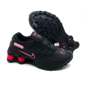 Nike Shox Feminino Rosa Pink - Nike no Mercado Livre Brasil 4fad099fa0214